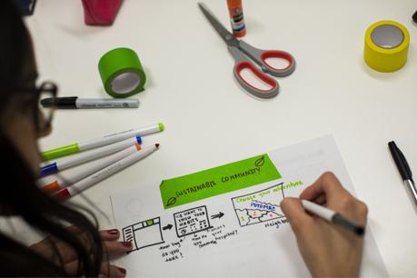 Behavior-Centered Design For the Environment Training 3